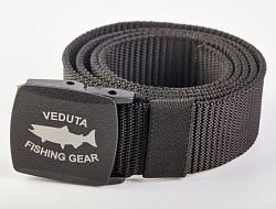 Ремень Veduta Nylon Belt Black