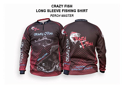 Джерси Crazy Fish Perch Hunter- 4XL